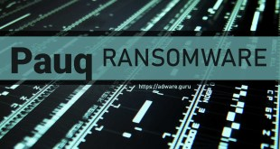 Remove Pauq Virus (.[carbanak@aol.com].pauq Files Ransomware) – Dharma Ransomware