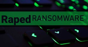 Remove Raped Virus (.raped Files Ransomware) – Xorist Ransomware