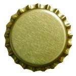 Kapsyl-guld