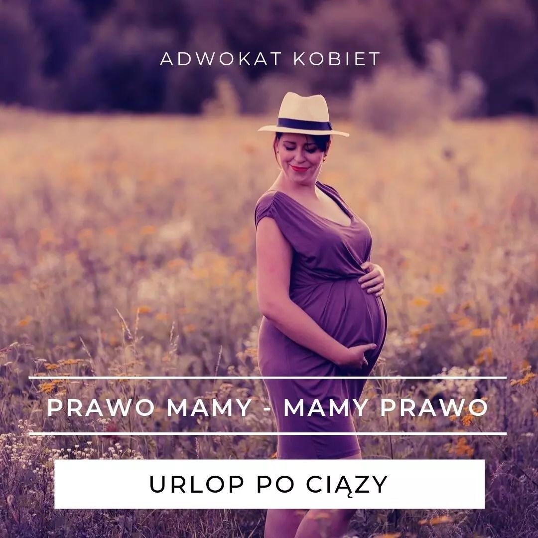 urlop po ciąży