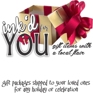ink'd for you gift packages