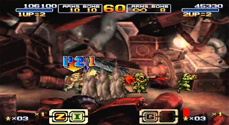 Metal Slug XX PC