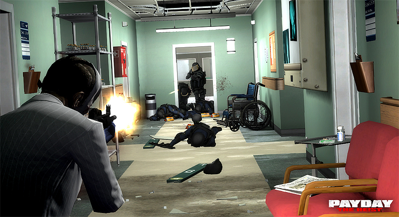 payday the heist pc img 1