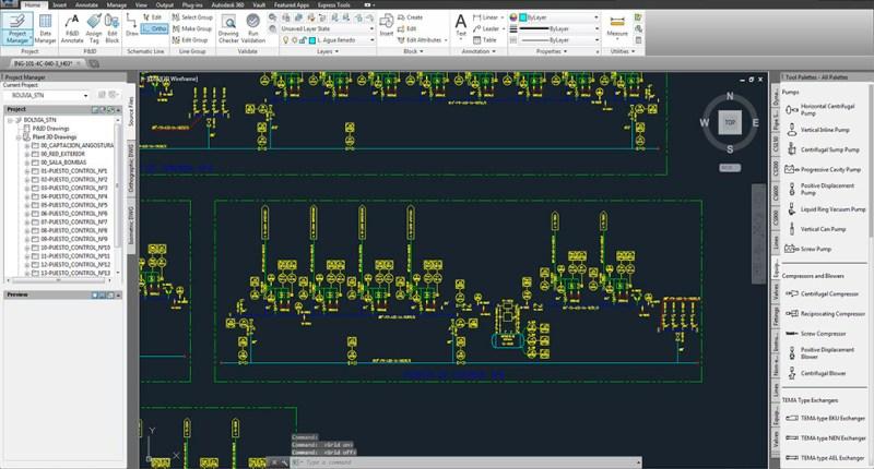 Curso AutoCAD Plant 3D - Básico