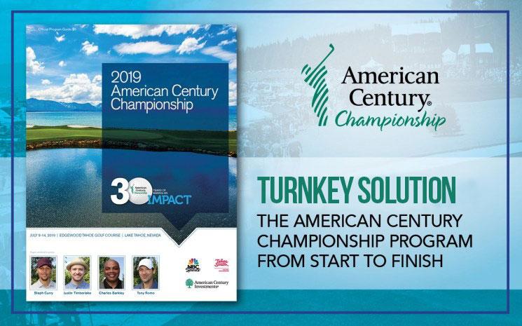 A.E. Engine American Century Championship