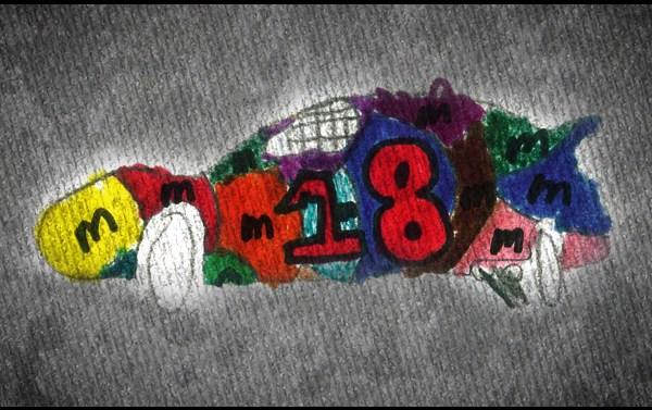 NASCAR Fan Art
