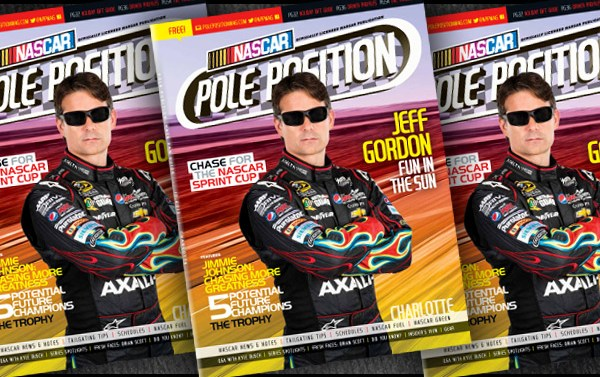 Oct-Nov NASCAR Pole Position