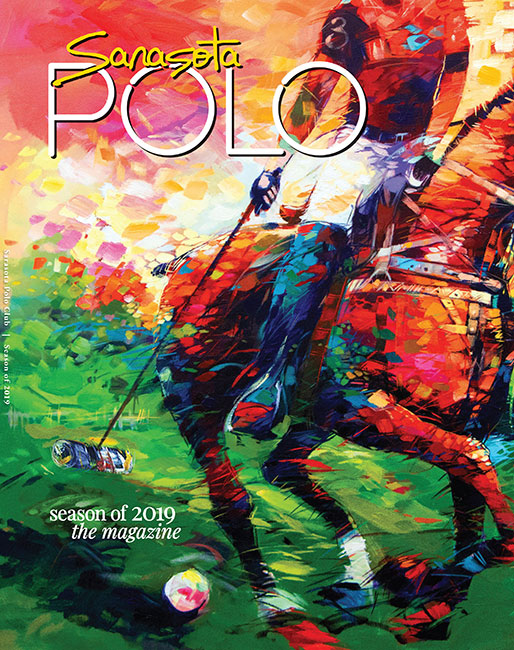 2019 Sarasota Polo Cover
