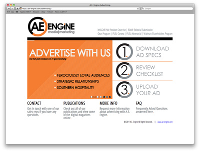 Ad site