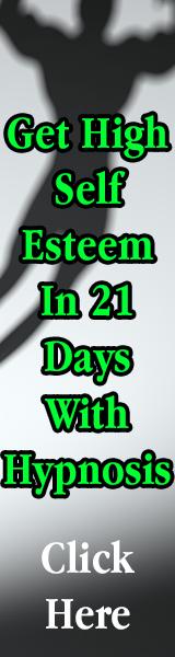 High Self Esteem In 21 Days Banner 160x600