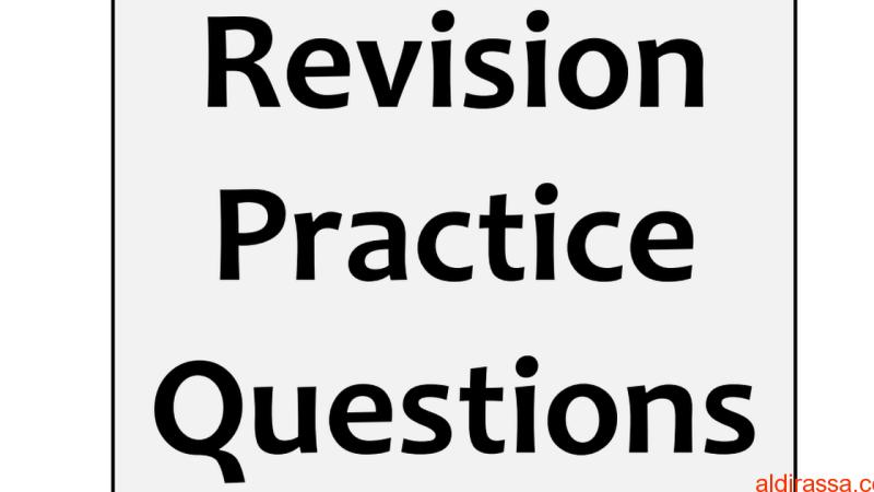 نموذج امتحان علوم الفصل الثالث الوحدة السابعة الصف الثامن منهج انكليزي