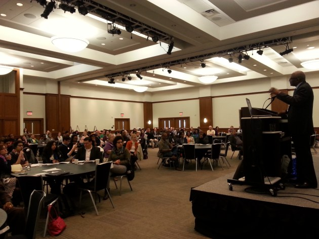 Keynote lecture by Dr. Robert D. Bullard, Dean of the Barbara Jordan-Mickey Leland School of Public Affairs at Texas Southern University