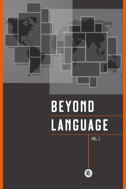generic placeholder for Volume 3 of the Beyond Language series