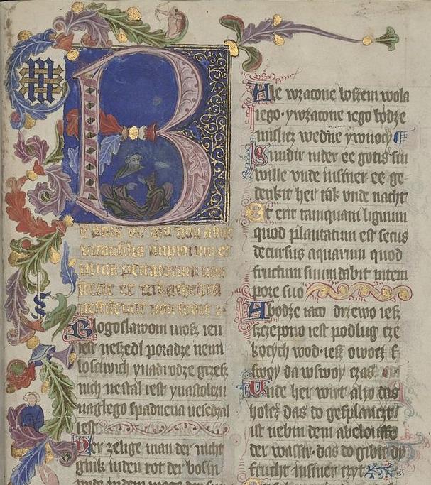 St. Florian Psalter