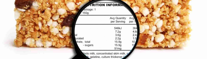 Programma per Calcolare i Valori Nutrizionali