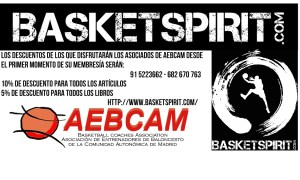 BasketSpirit Descuentos comerciales Socios AEBCAM