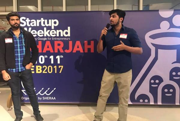 Startup Weekend Sharjah by Sheraa - WaveX