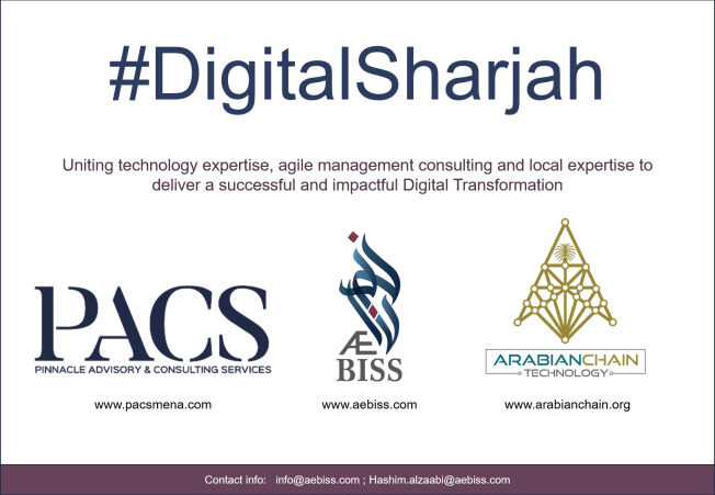 Sharjah Digital transformation