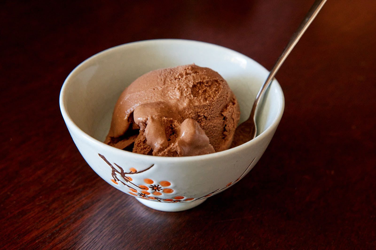 Vegan Chocolate Truffle Ice Cream