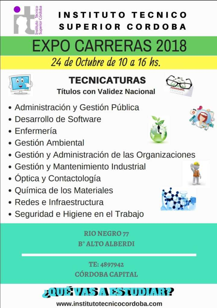 EXPO CARRERAS 2018