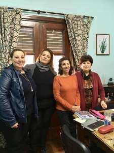 Nursing Now Córdoba: AEC se reunió con la Directora de la Escuela de Enfermería de la Universidad Nacional de Córdoba para trazar líneas de acción 1