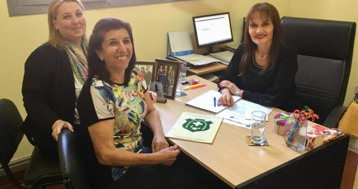 Reunión en torno a la Campaña Global Nursing Now