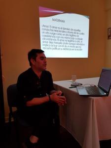Primer Encuentro del Taller de Diversidad de Género y Enfermería - 28 /09 en AEC 1