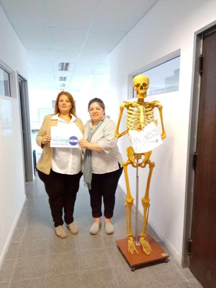 Nursing Now - Enfermería Ahora 31