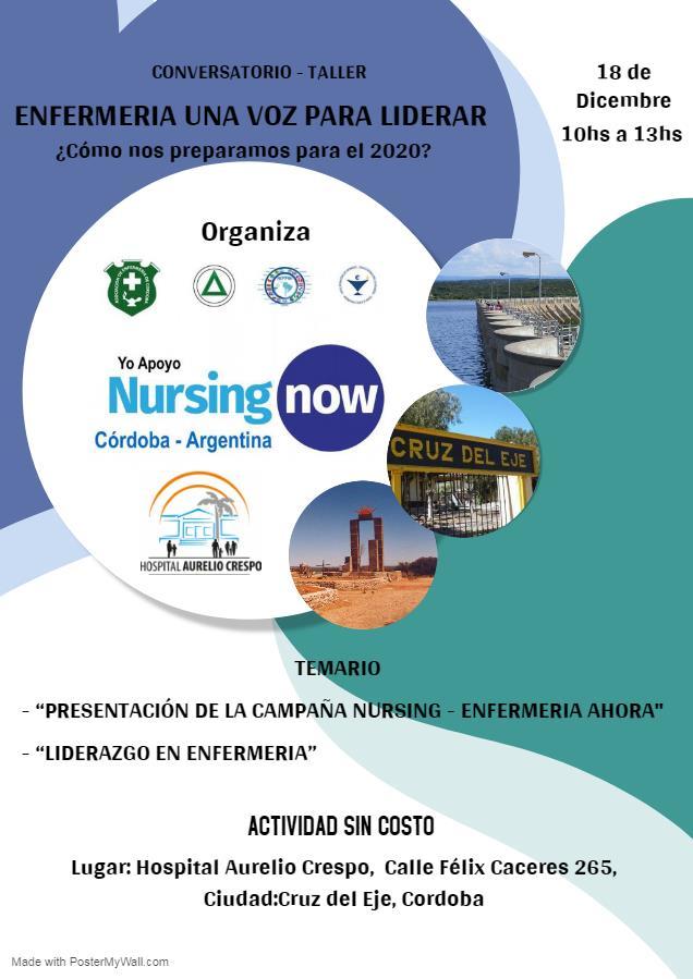 Nursing Now - Enfermería Ahora 89