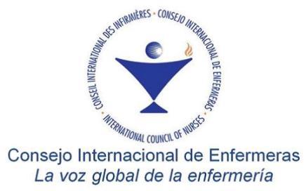 """Webinario del Consejo Internacional de Enfermeras (CIE): """"COVID-19 PANDEMIC & THE AMERICAS WHERE ARE WE NOW? 1"""