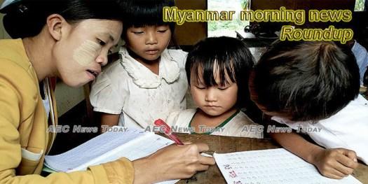 Myanmar morning news for February 17, 2020