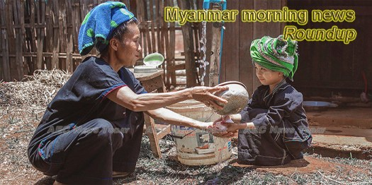 Myanmar morning news for March 16, 2020