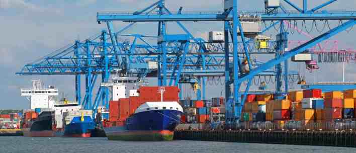 Port of Rotterdam Container Terminal EHSDDA
