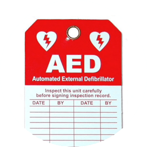 AED Tag