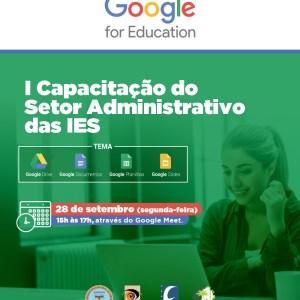 GOOGLE FOR EDUCATION| AEDA já tem data marcada para capacitação dos professores, gestores e setor administrativo das IES