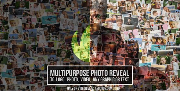 Multipurpose Photo Reveal