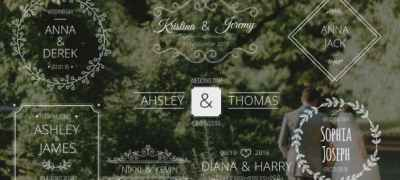 Wedding Names