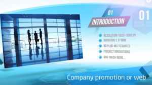 Company Promotion or Web