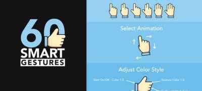 60 Smart Gestures