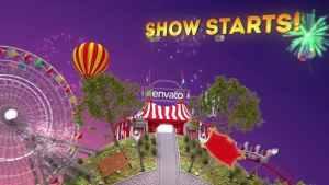 Circus Intro