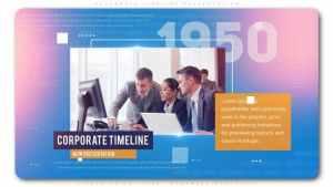 Corporate Timeline Presentation