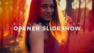 Elegant and Clean Opener Slideshow