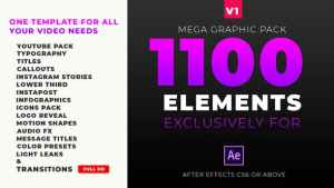 Mega Graphics Pack