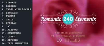 Romantic Elements & Titles