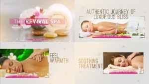 Luxury Spa Showcase