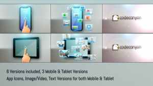 Mobile-Tablet Apps Promo