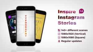 Inspire Instagram Stories