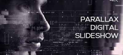 Parallax Digital Slideshow