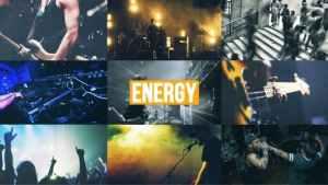 Energy Urban Opener