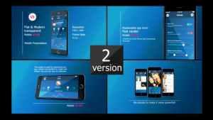 Iphone 6 UI Presentation